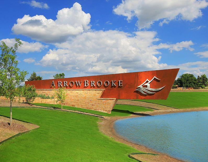 Arrowbrooke:Arrowbrooke Sign