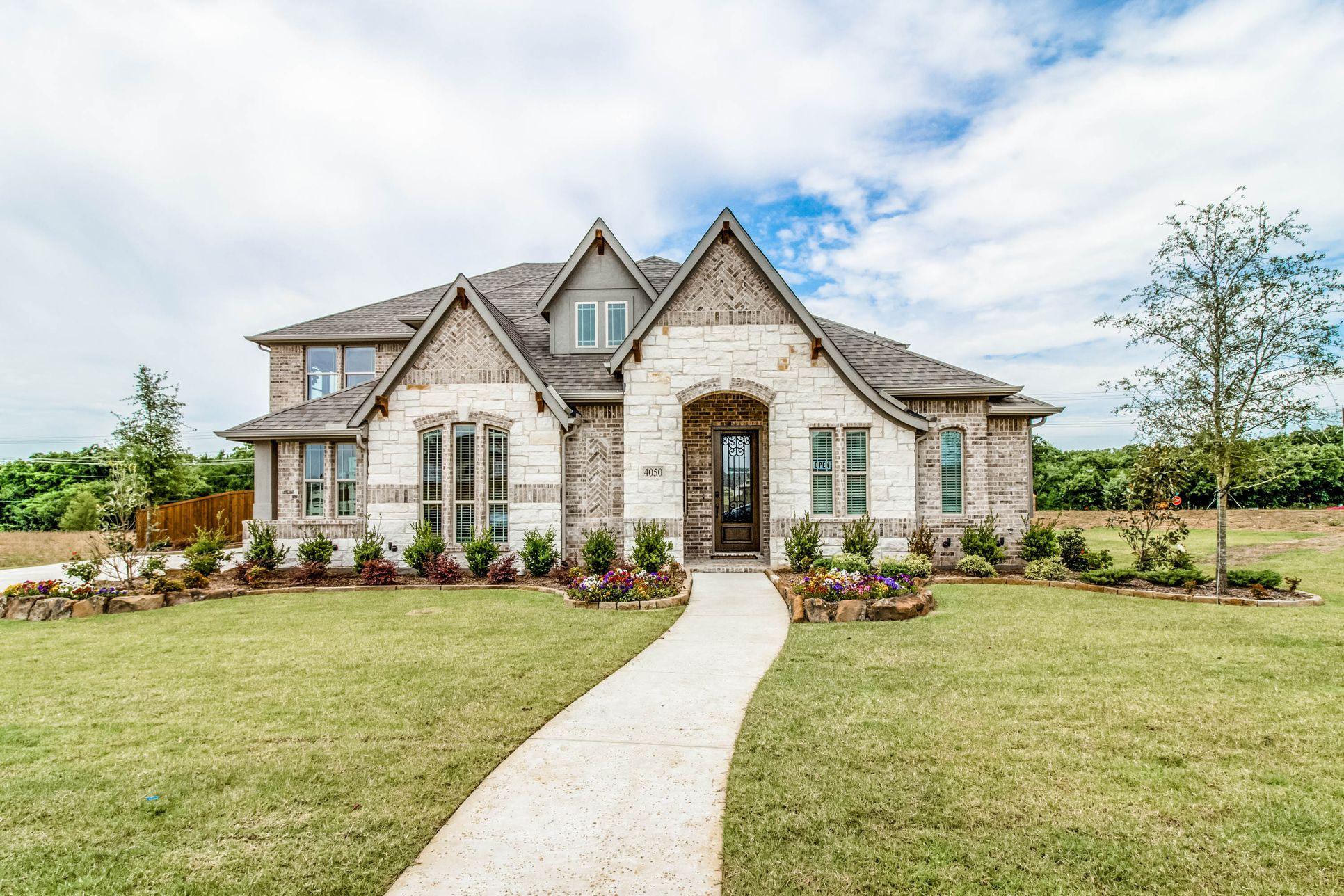 Model Home:Oak Hill Primrose VI Model Home