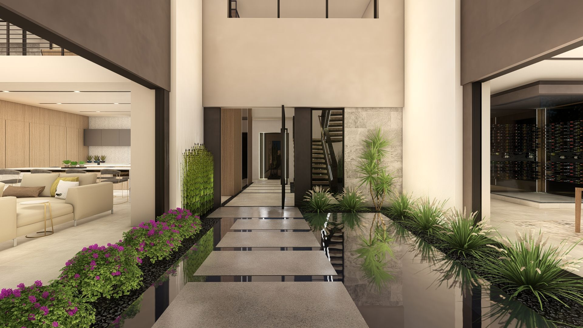 Zenith - Front Entry:Zenith - Front Entry