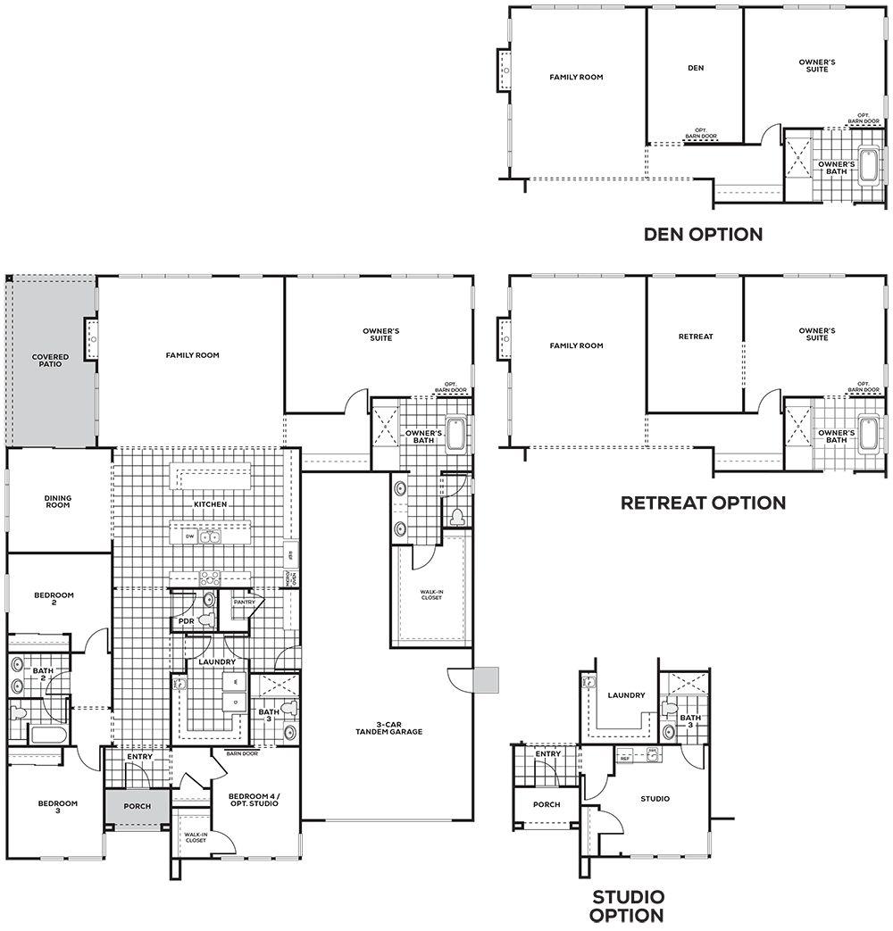 Cascade Floorplan