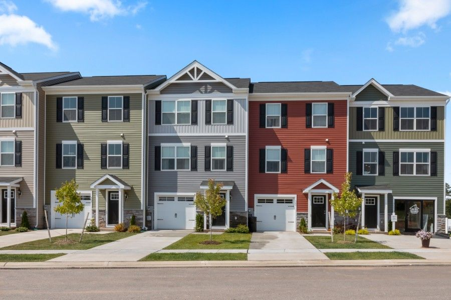 Meade's Crossing Townhomes
