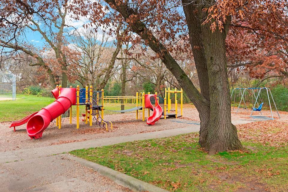 One of Rosemount's many parks.
