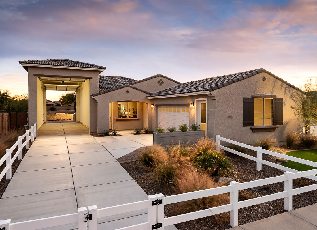 Brown Homes at Los Portales
