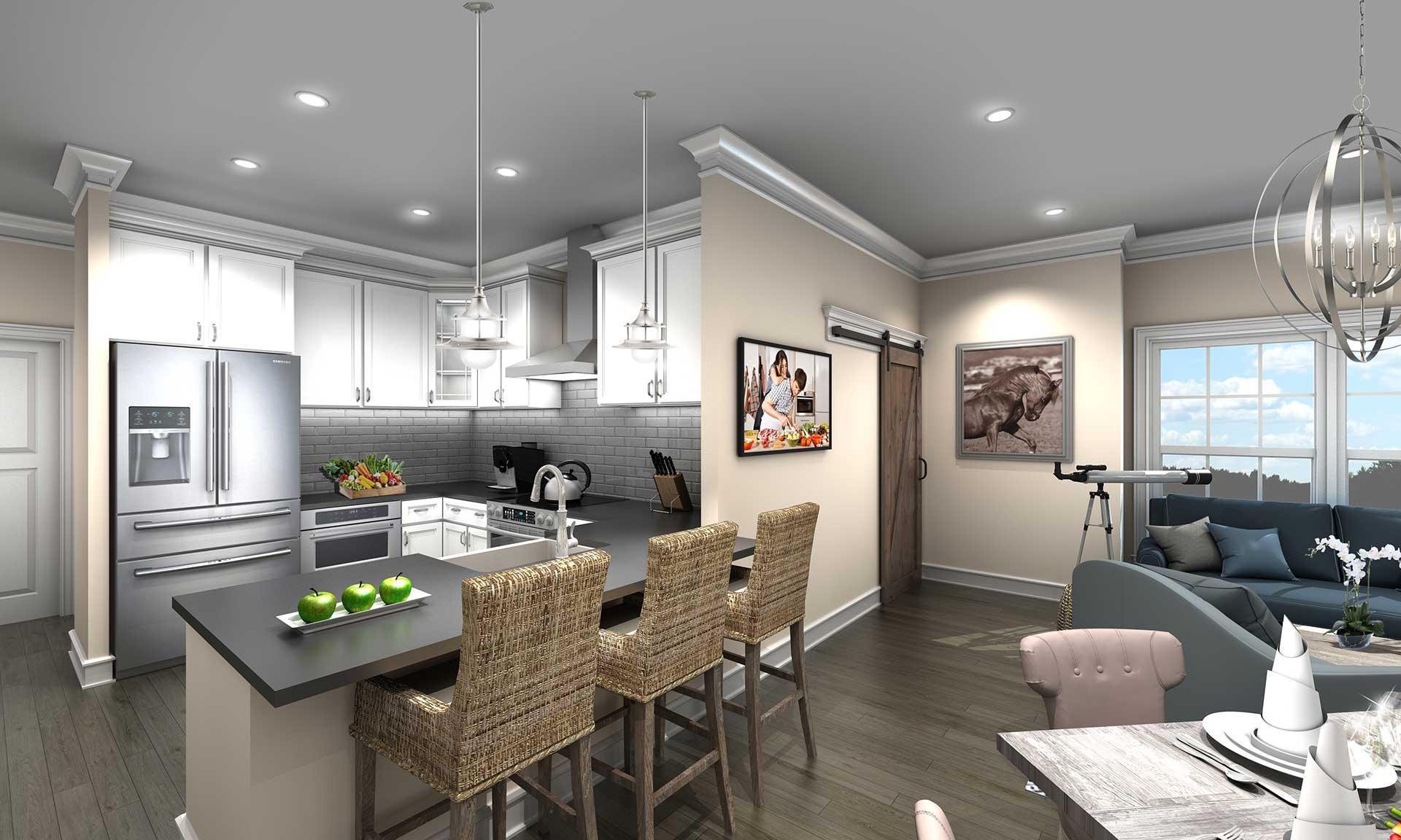 The Butterfield Condominium:Community