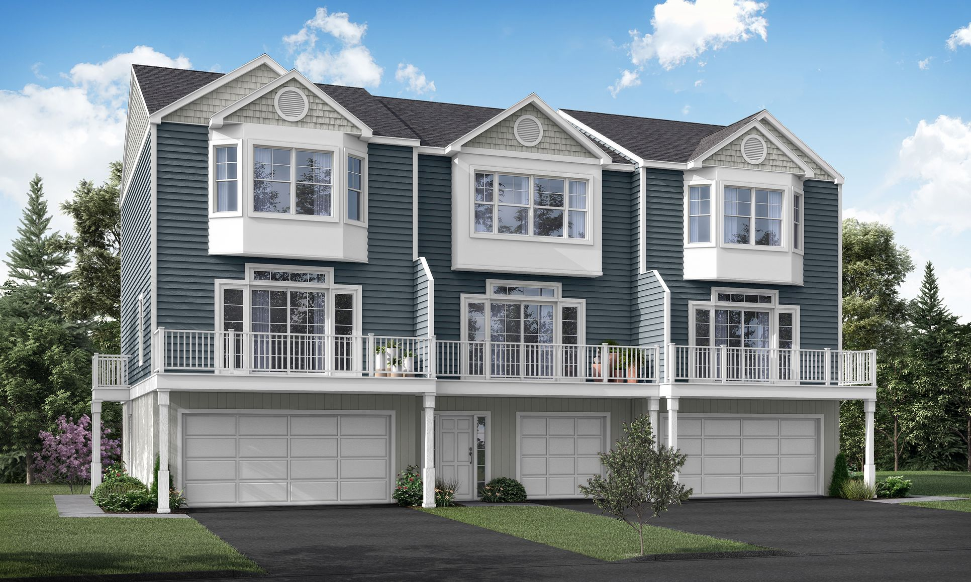 City Point Landing :Townhomes