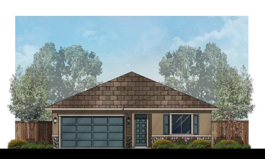 Residence One:Plan 1875C - 1,875sf