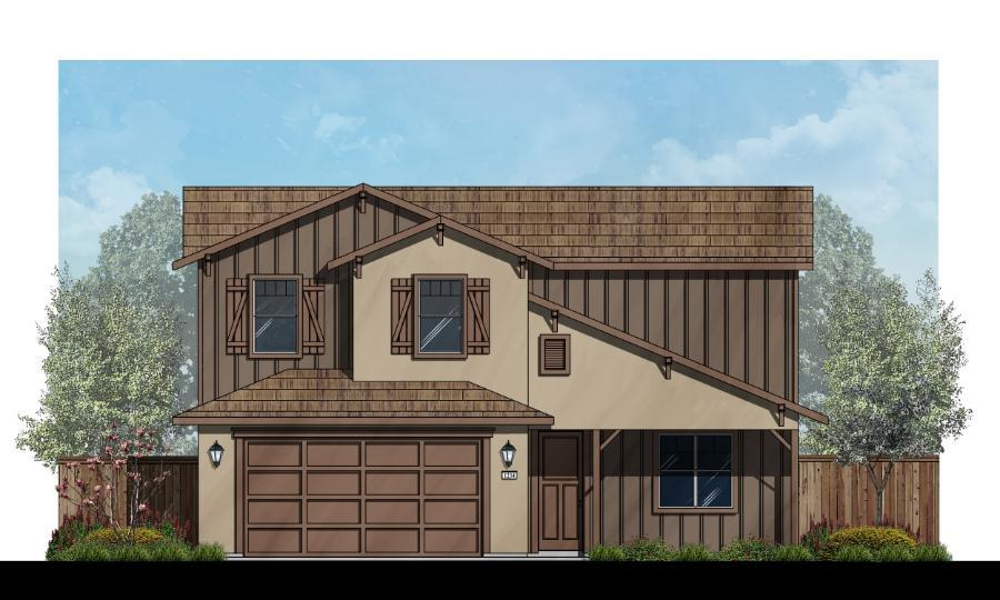 Residence Two:Lot 33 - 2,289sf