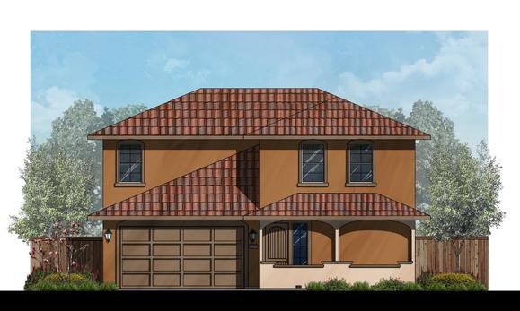 Residence Three:Lot 13 - 2,662sf