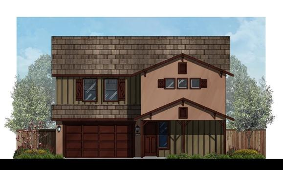 Residence Four:Lot 14 - 2,942sf