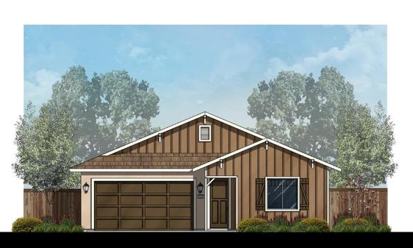 Residence One:Lot 32 - 1,875sf