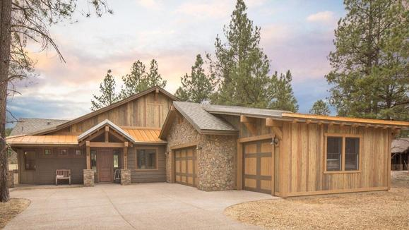Elevation:Aspen Shadows at Flagstaff Ranch