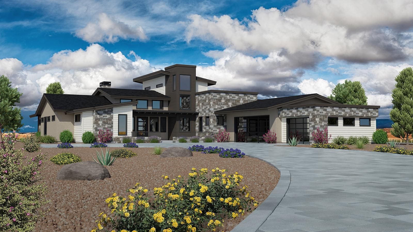 Featured Plan 3425 :Featured Plan 3425