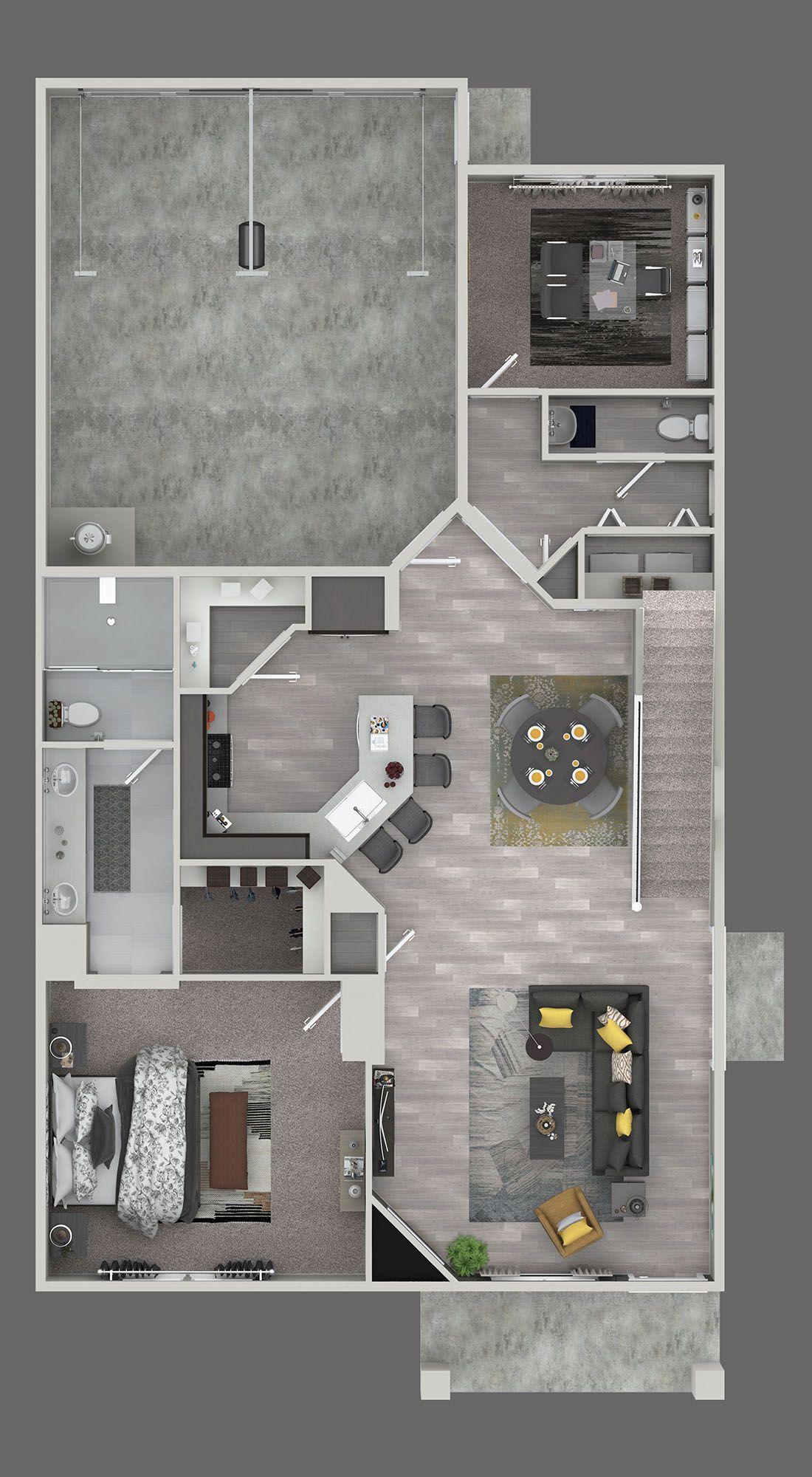 Avanti :First Floor