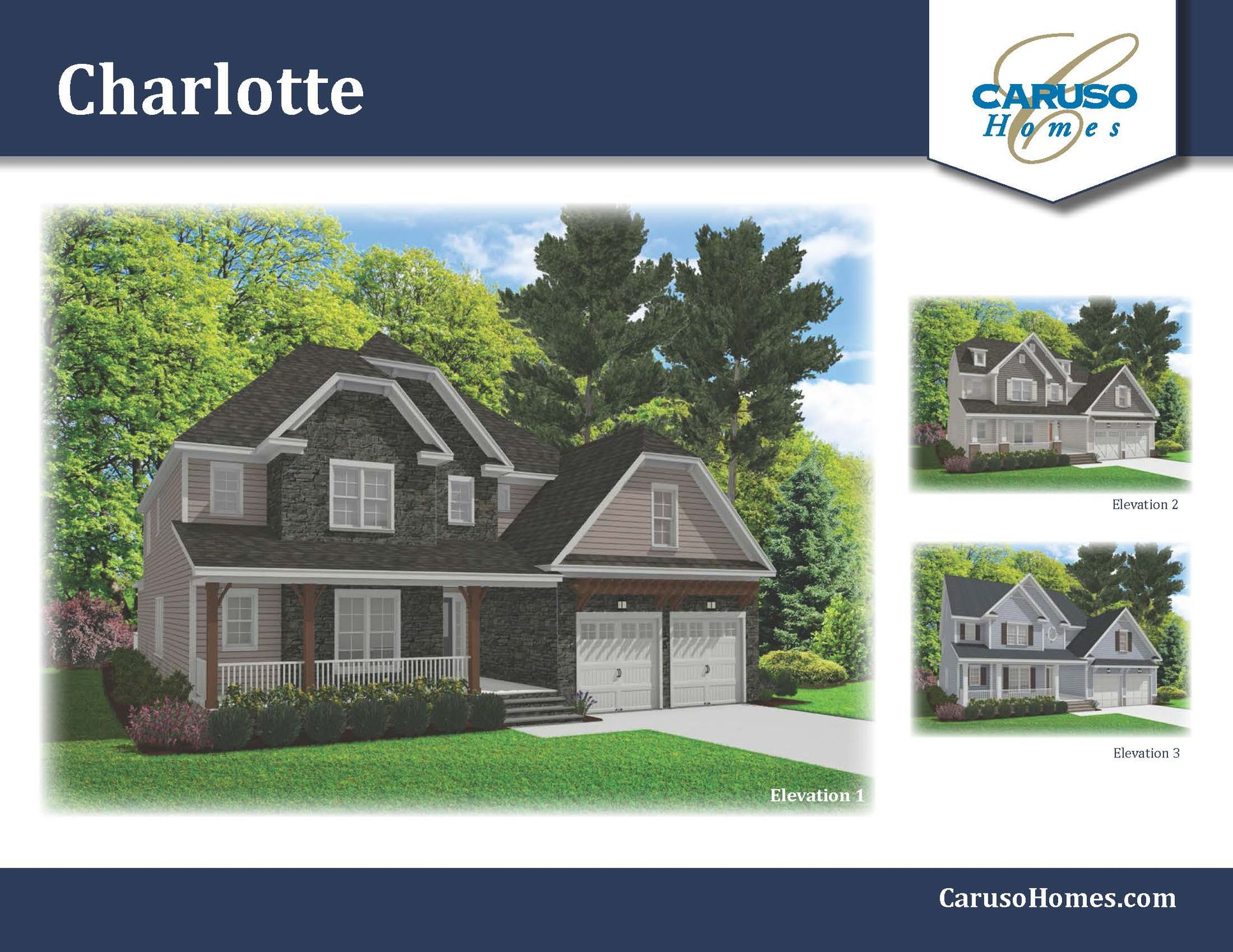 Charlotte Elevations