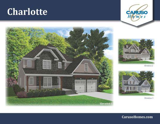 Charlotte Elevations