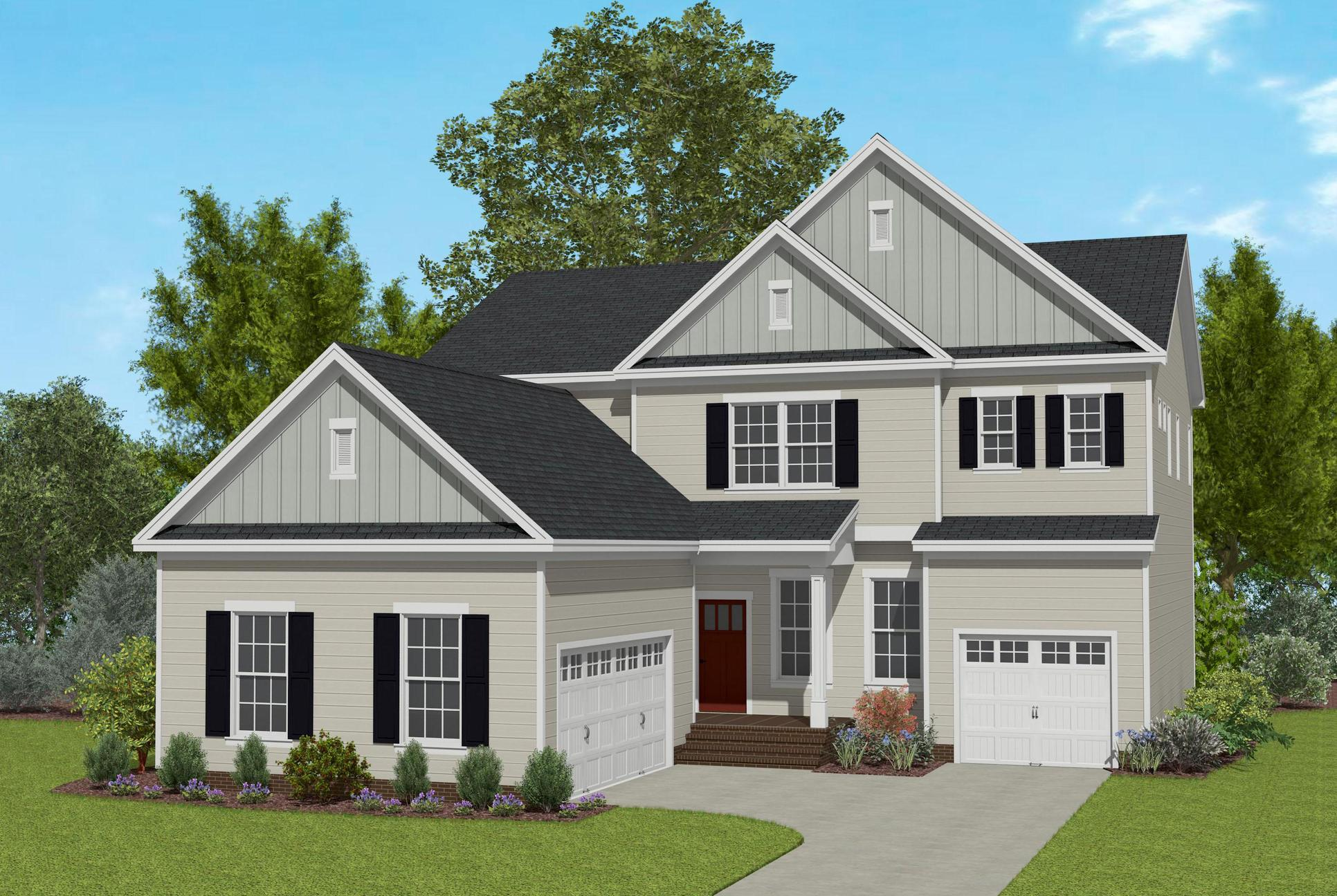 Beaufort:Elevation 1