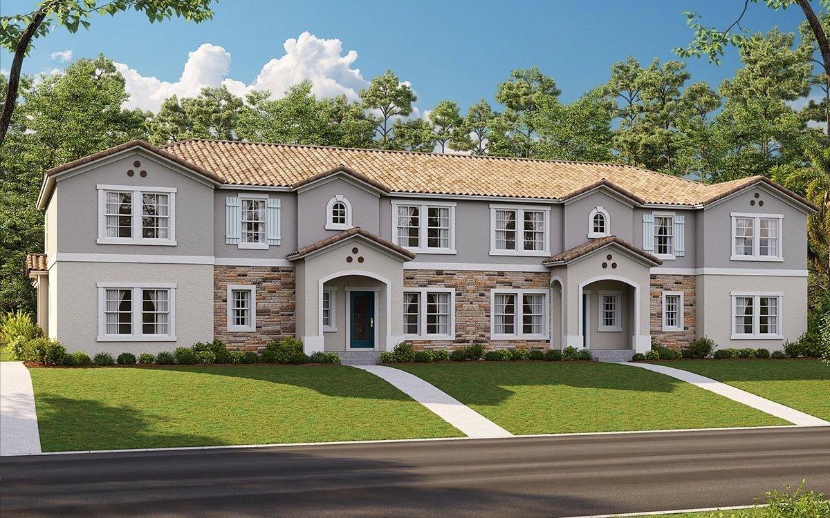 Starkey Ranch Townhomes