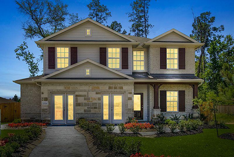 CastleRock Homes at Hudson Reserve:New Homes in San Antonio