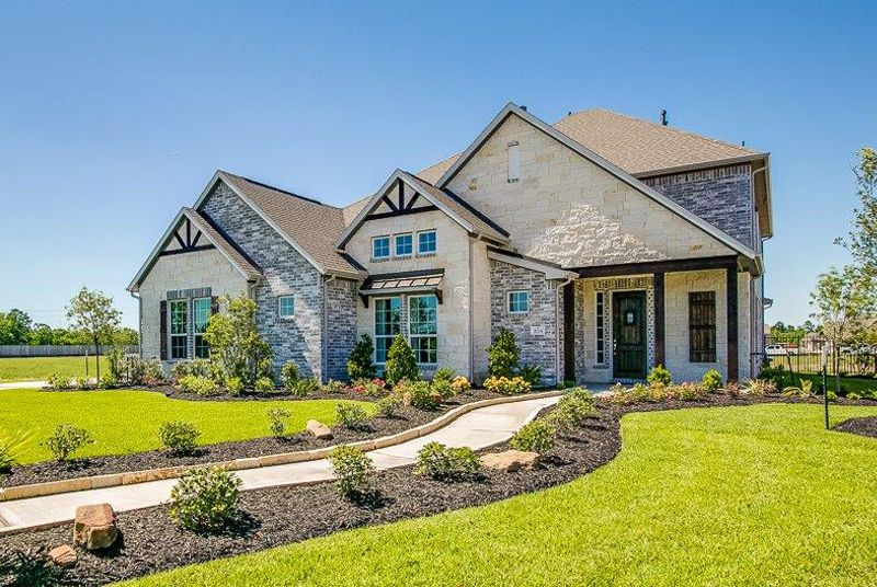 CastleRock at Woodshore:New Homes in Clute, TX