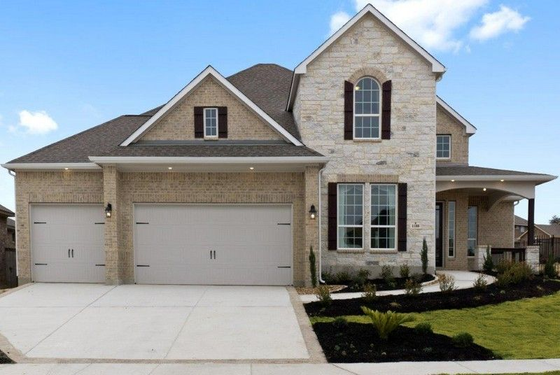 CastleRock Communities at Stone Crossing :New Homes in New Braunfels, Texas