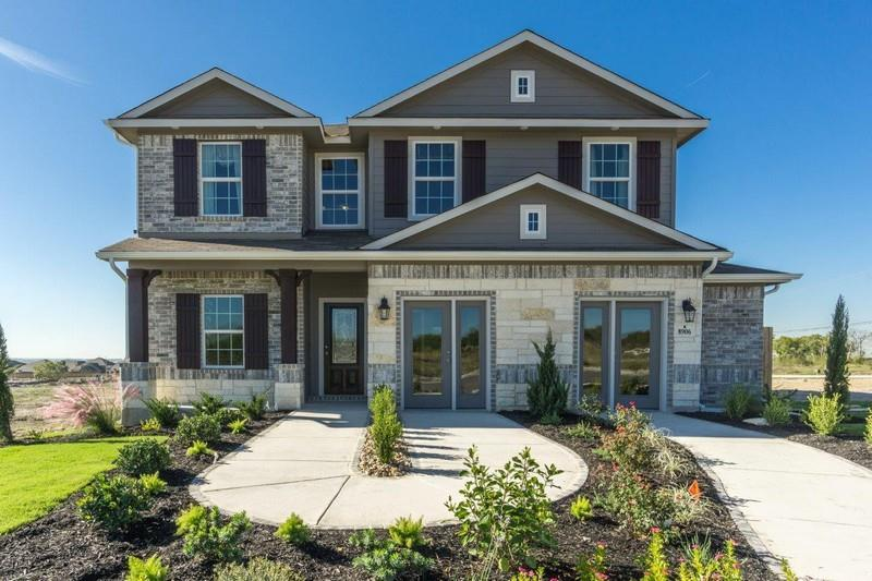 CastleRock Communities at Notting Hill :New Homes in San Antonio, Texas