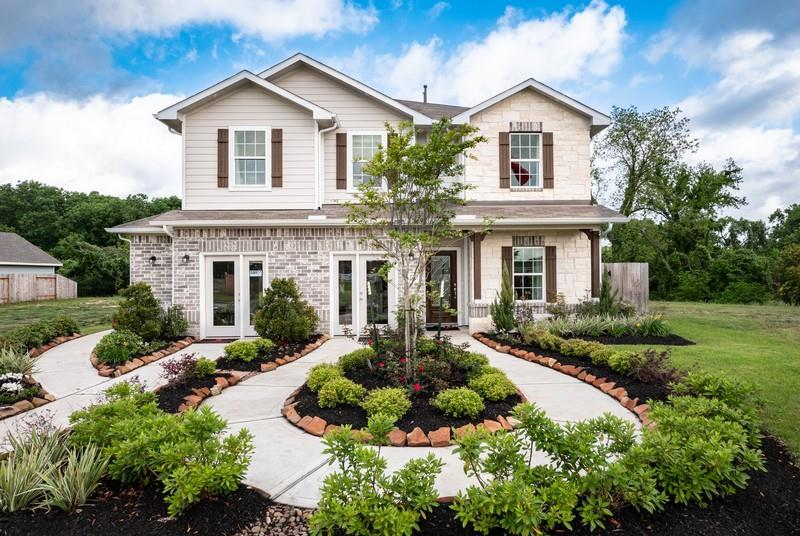 CastleRock Homes at Riverwood:New Homes in Richmond