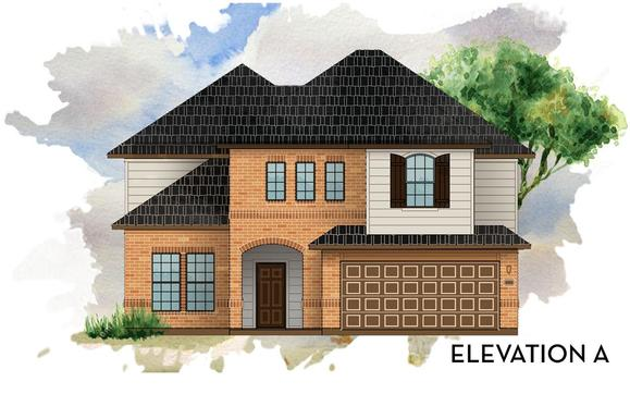Hayden Elevation A