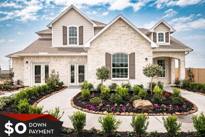 CastleRock Communities at Martha's Vineyard:New homes in Alvin, Texas