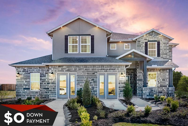 Sierra Vista :New Construction Homes in Iowa Colony