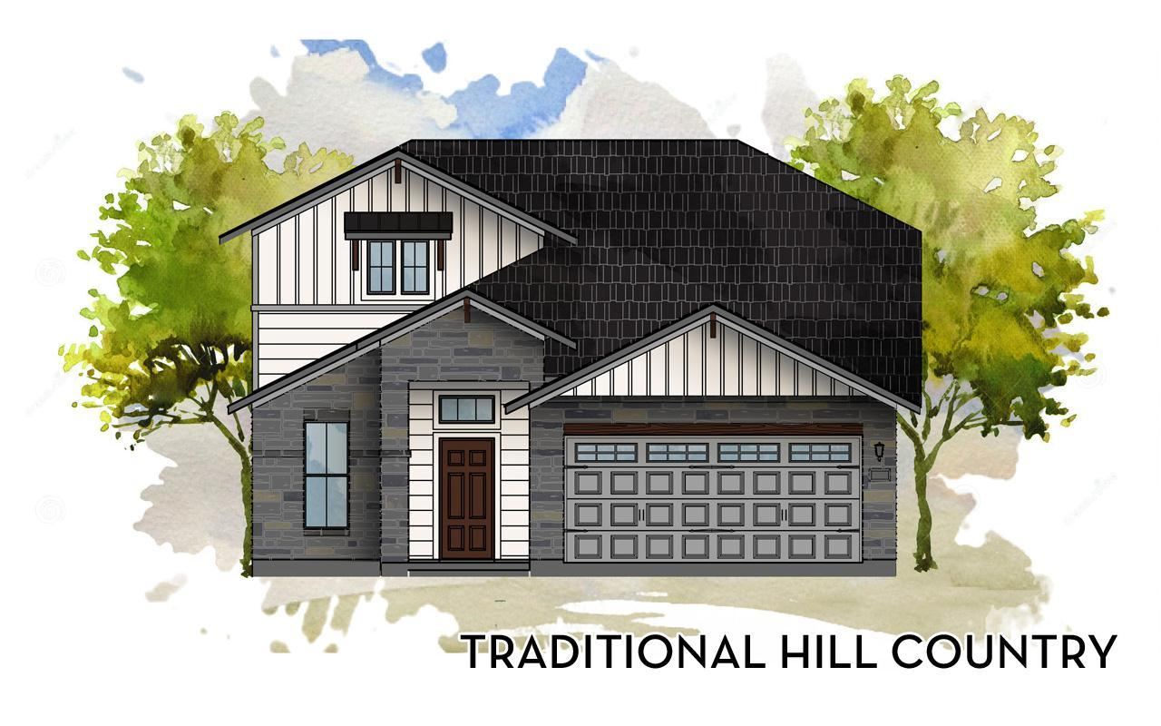 Traditional Hill Country  Elevation