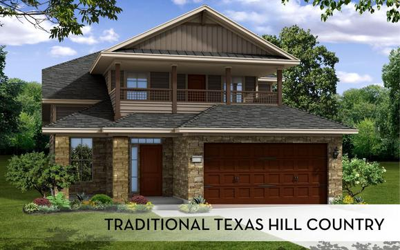 CONTEMPORARY TEXAS HILL COUNTRY