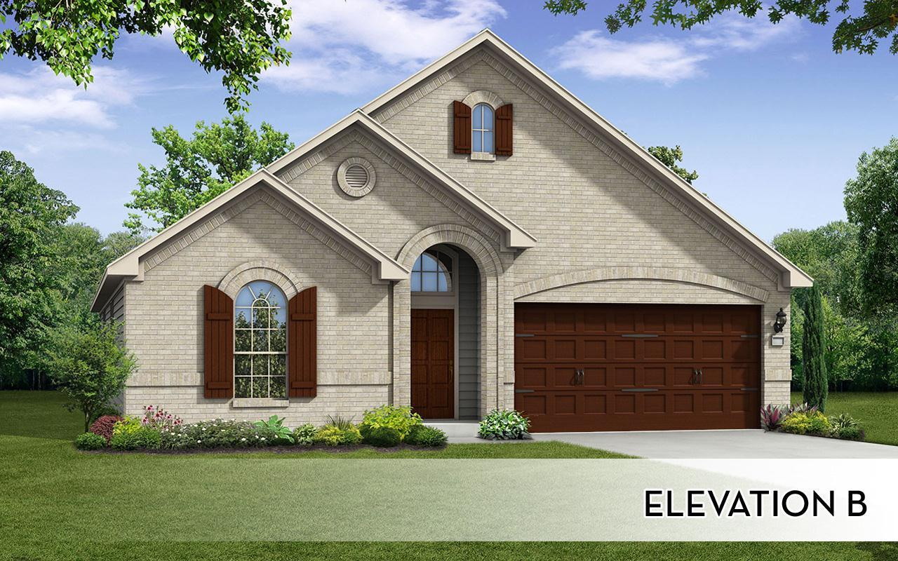 Glenwood - Elevation B