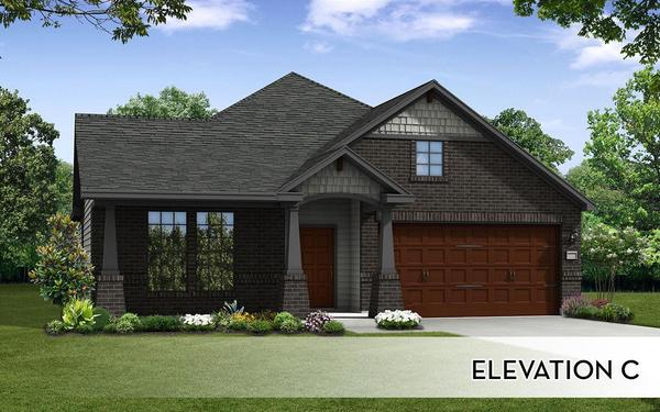 Glenwood - Elevation C