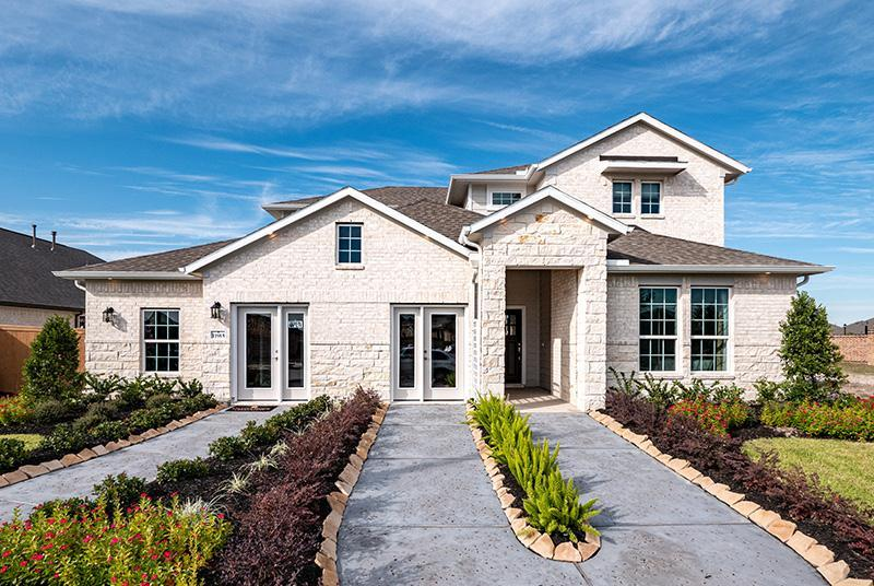 CastleRock in Balmoral:New Homes in Humble