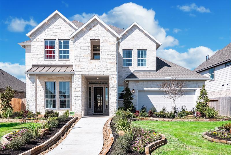 CastleRock Homes at Westwood:New Homes in League City