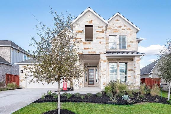 CastleRock Homes at Green Meadows:New Homes in Celina