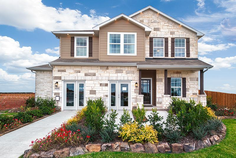 CastleRock Communities at Hannah Heights:New Homes in Seguin, Texas