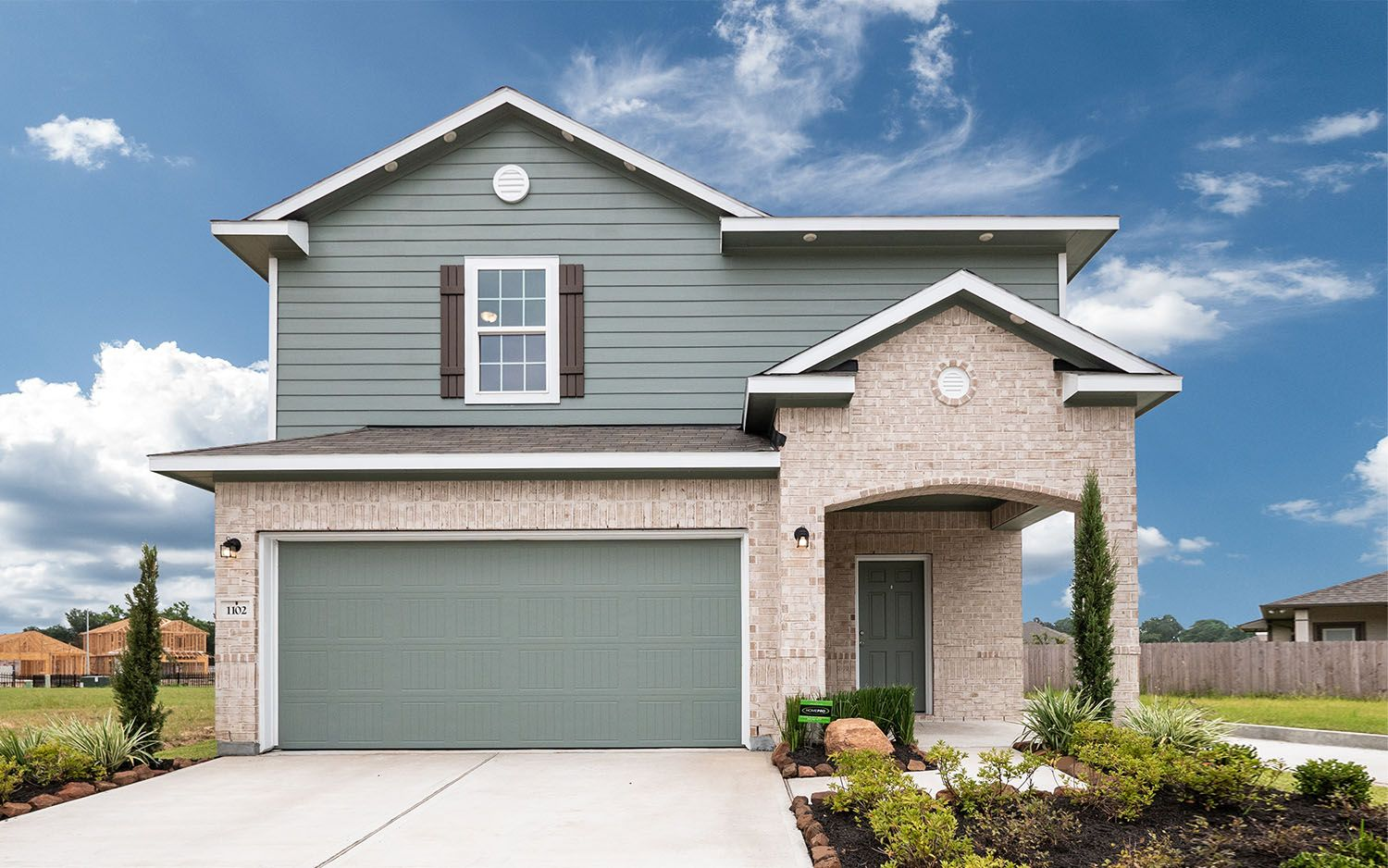 Timber Trails Model Home