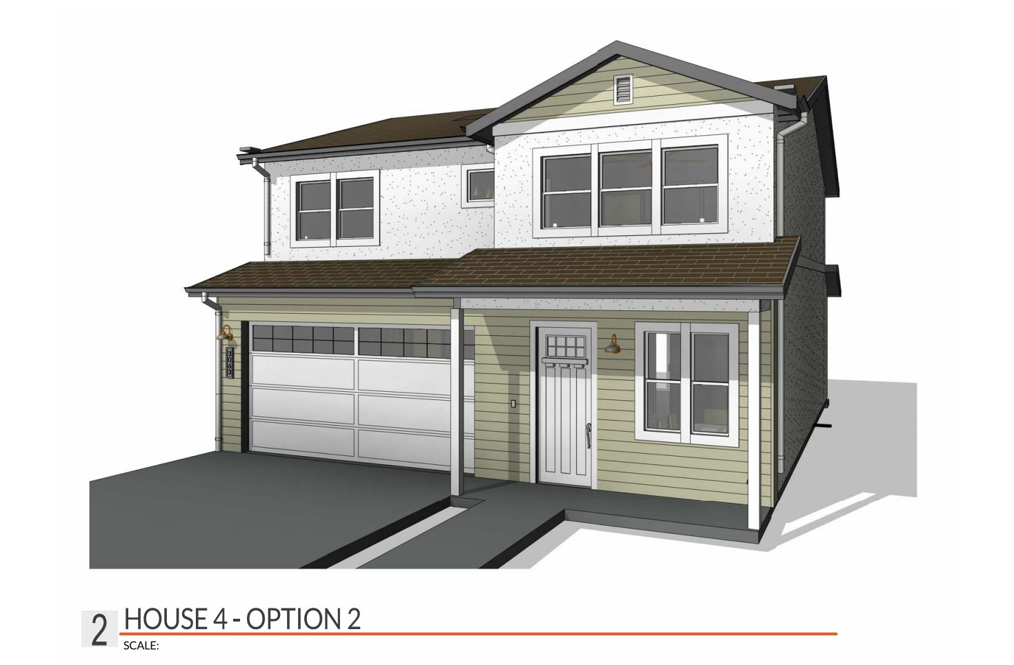 House 4:Elevation