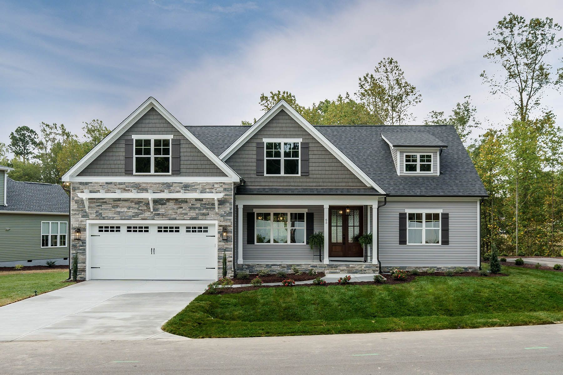 Cedar Ridge:See the Custom Homes difference