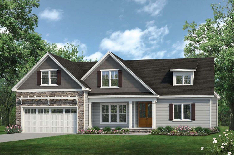 Cedar Ridge:See the Custom Home difference