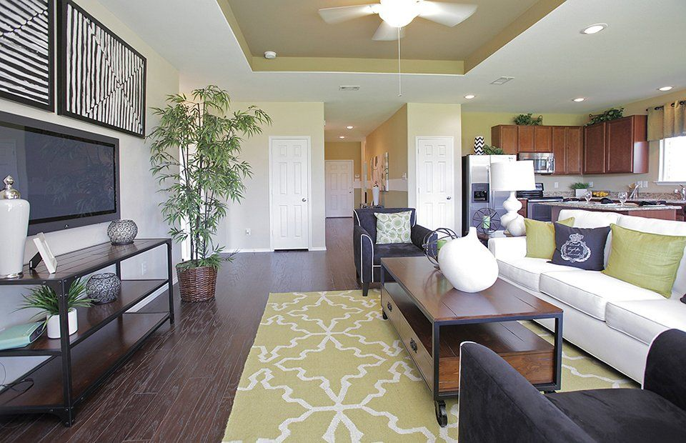 Rayburn:Open Living Spaces
