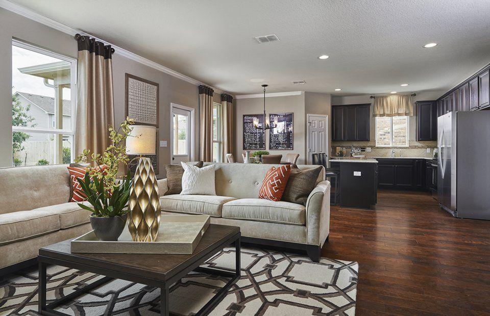 Sandalwood:Open Living Area