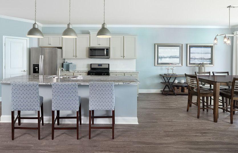 Mitchell:Model Representation - Beautiful Kitchen