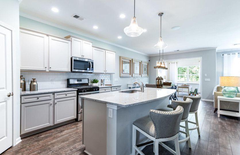 Hampton:Open Kitchen