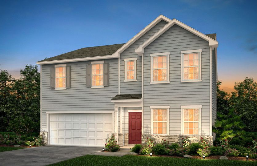 Hampton:Home Exterior 5