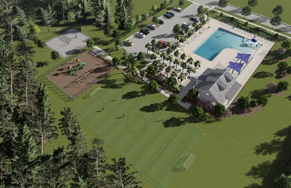 Planned Amenity Center