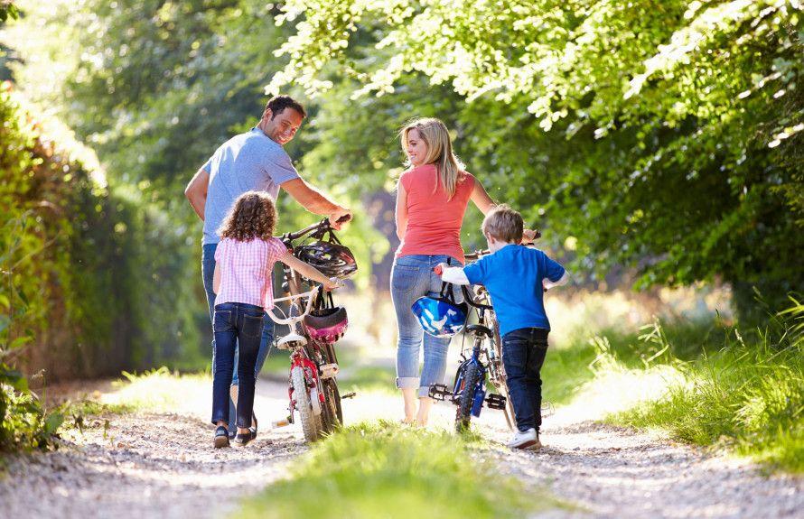 Proximity to Hike & Bike Trail