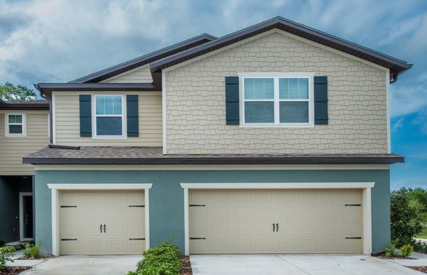 Ashe:Townhome Exterior