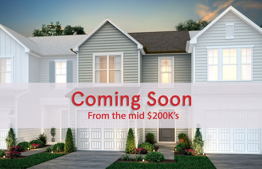 New Construction Coming Soon